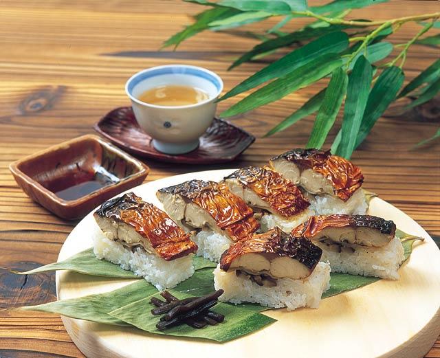 dear fukui ふくい 福井 鯖寿司