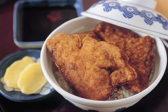 dear fukui 福井 ふくい ソースカツ丼