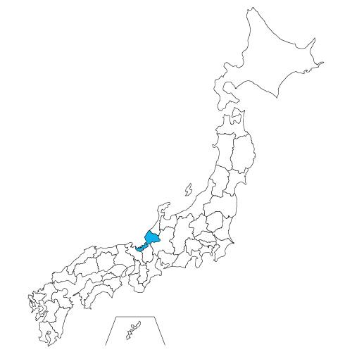 Dear 福井 ふくい 地図