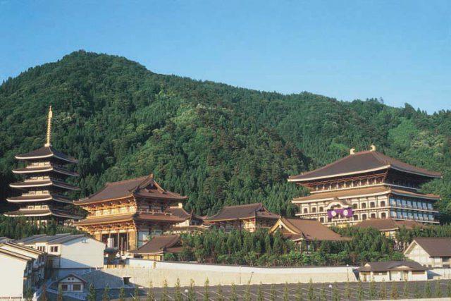福井神社パワースポット清大寺越前大仏の画像