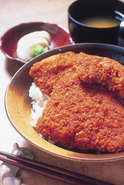 dear fukui ディア ふくい 福井 ソースカツ丼