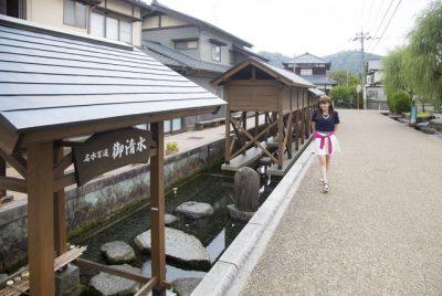 鯖江市にある「ふくいのおいしい水」を徹底調査!福井県は水が美味しすぎるって本当?