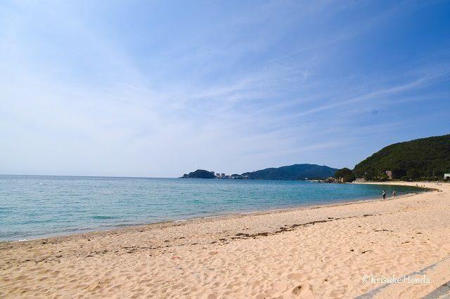 福井海水晶浜