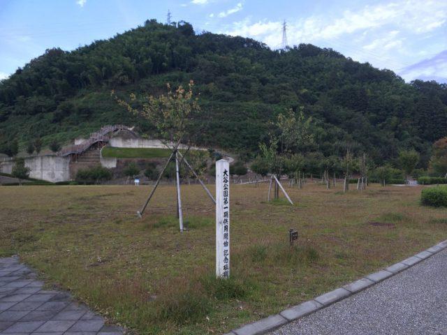 福井鯖江大谷公園の画像