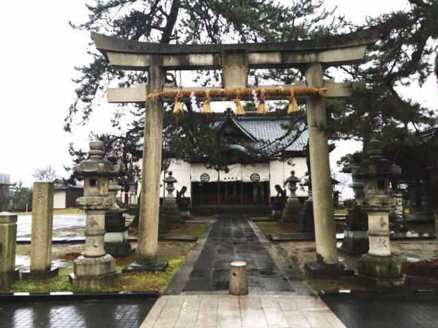 松阜神社の画像