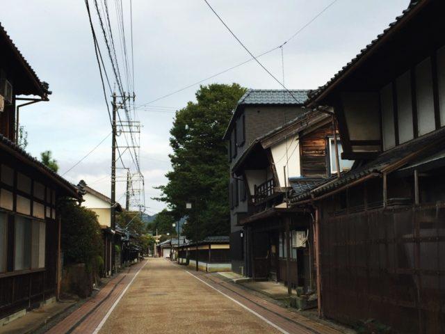 吉江七曲り通りの画像