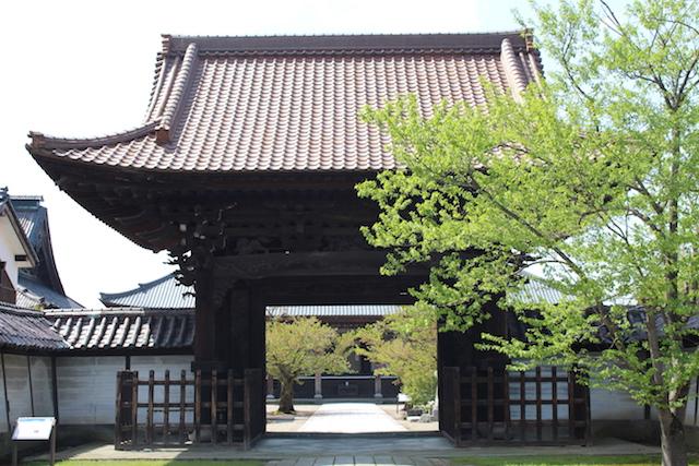 福井鯖江誠照寺の画像