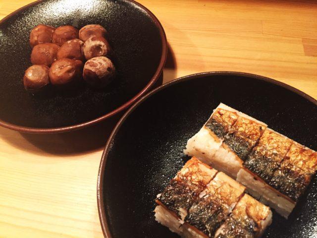 鯖寿司の画像