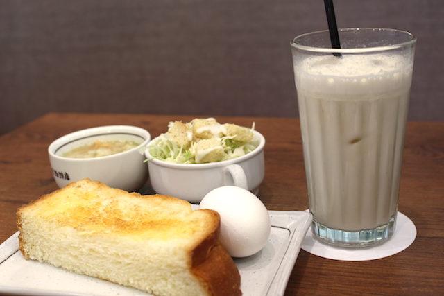 福井朝食ユトリ珈琲店の画像
