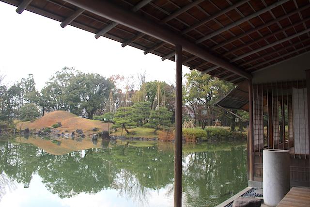 福井養浩館庭園
