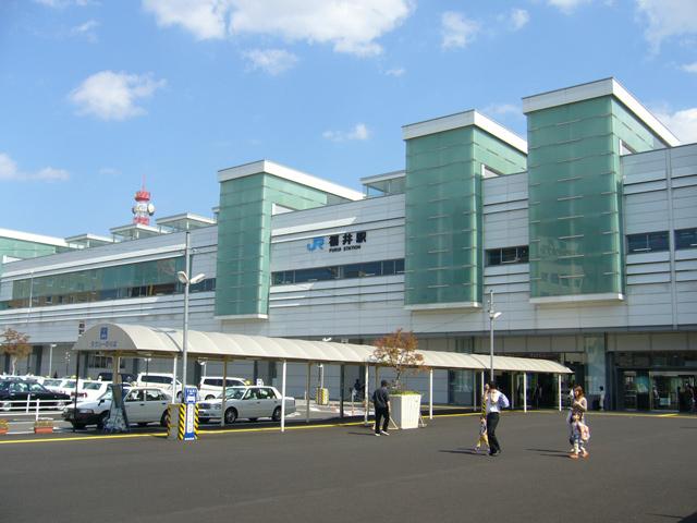 福井駅の画像