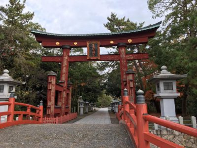 【敦賀市】越前国一宮といえば!まずは氣比神宮へお参りに行こう!