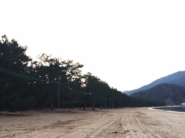 気比松原の画像