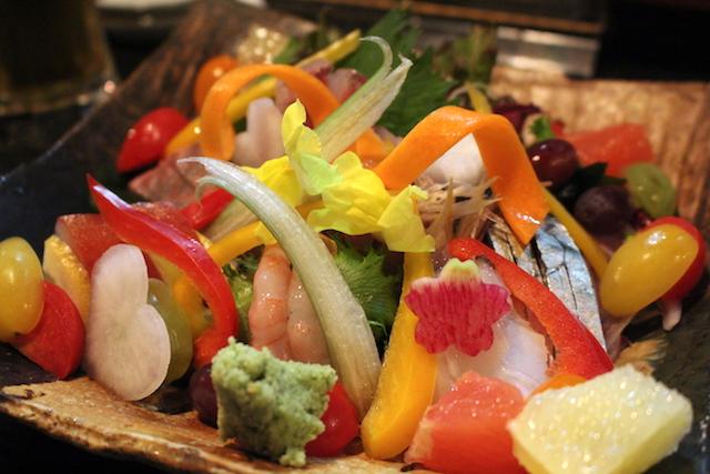 「職人二人」は予約の取れない人気店!和と地中海料理の融合が絶品すぎ【福井市】