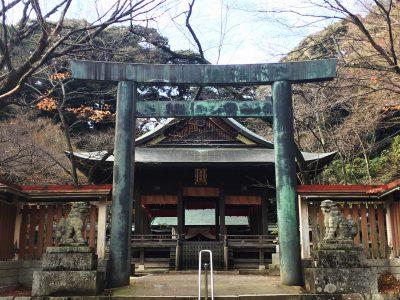 金崎宮の画像