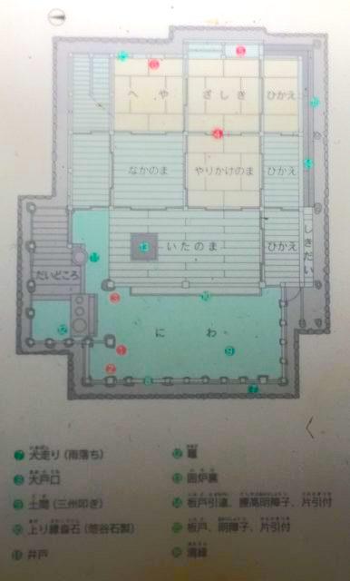 福井鯖江旧瓜生家住宅