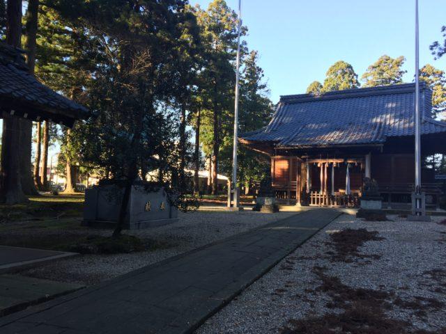 神明社の画像