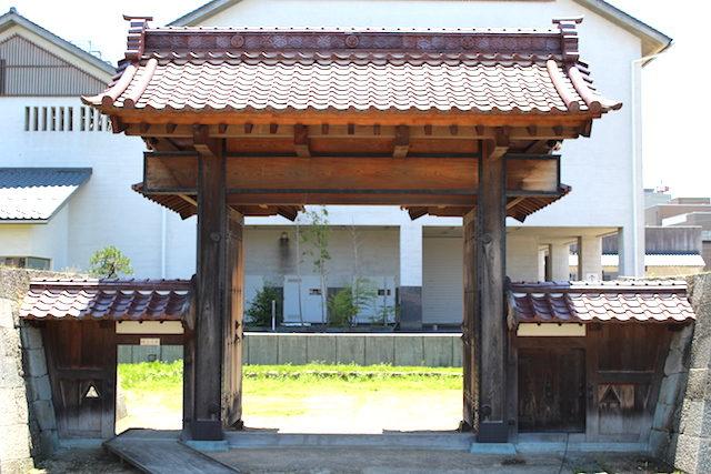 福井城跡舎人門歴史の画像