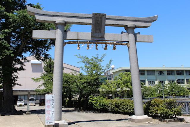 歴史福井神社の画像
