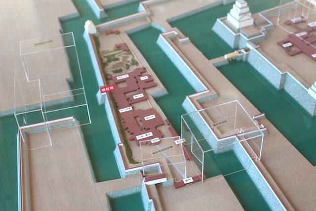 歴史福井市中央公園福井城の画像
