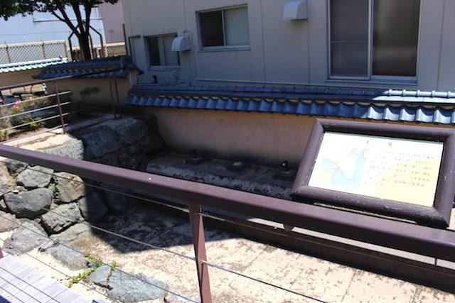 福井観光歴史北ノ庄城址・柴田公園土居の画像