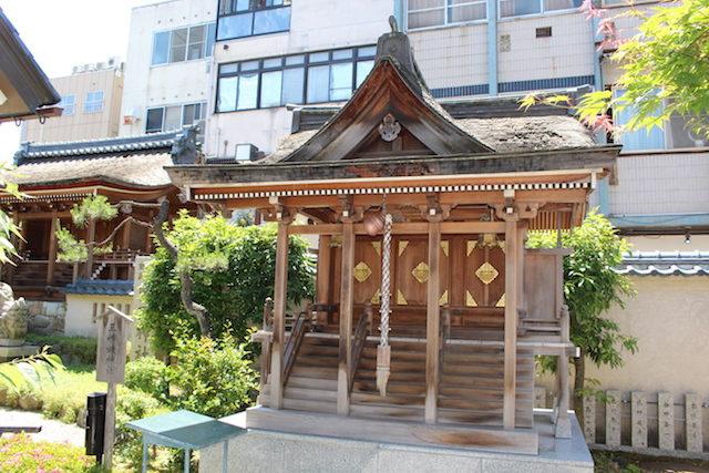 福井観光歴史パワースポットモテ祈願北ノ庄城址・柴田公園三姉妹神社の画像