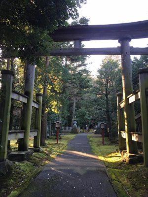 舟津神社の画像