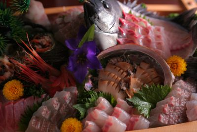 福井の魚の画像
