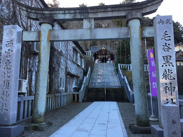 毛谷黒龍神社は願掛けや厄落としができる体験型パワースポット!5つのおすすめポイントとは?【福井市】
