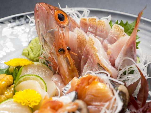 福井魚のどぐろアカムツの画像