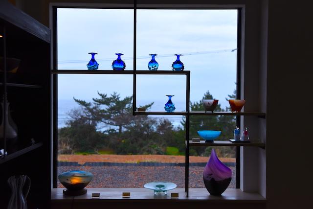 福井ワタリグラスガラス体験の画像