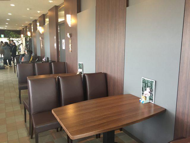 福井東尋坊岩場カフェの画像