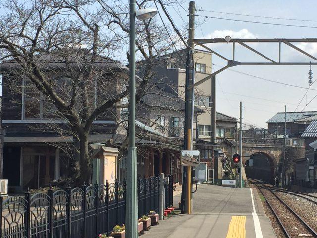 えちぜん鉄道三国駅の画像