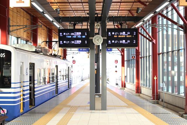 福井駅えちぜん鉄道
