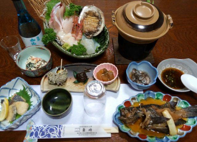 福井若狭漁業民宿勇晴の画像