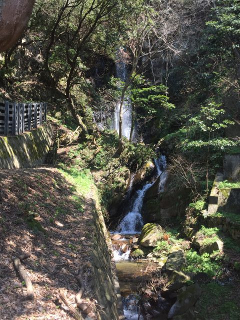 福井漁火街道越前入日ヶ滝の画像
