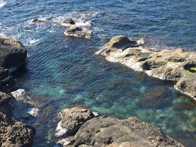 福井漁火街道越前鳥糞岩の画像
