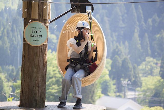 池田町の自然に触れる人気アスレチック『ツリーピクニックアドベンチャー』の楽しみ方8選