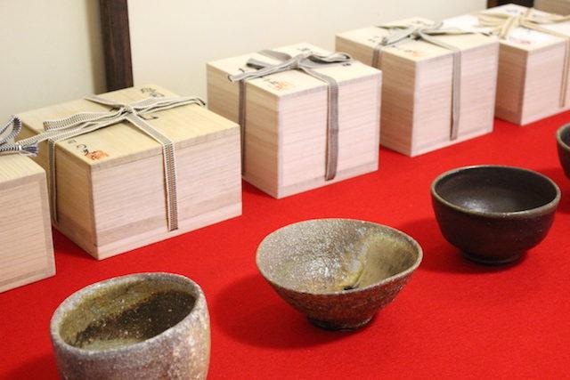 越前陶芸村古窯博物館伝統工芸品越前焼の画像