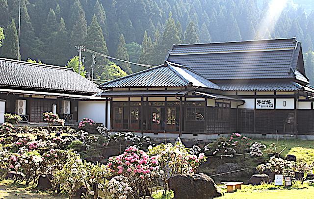 福井池田ふるさと道場越前そばの画像