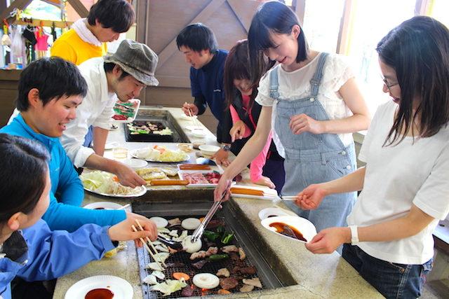 福井池田ツリーピクニックアドベンチャーBBQの画像