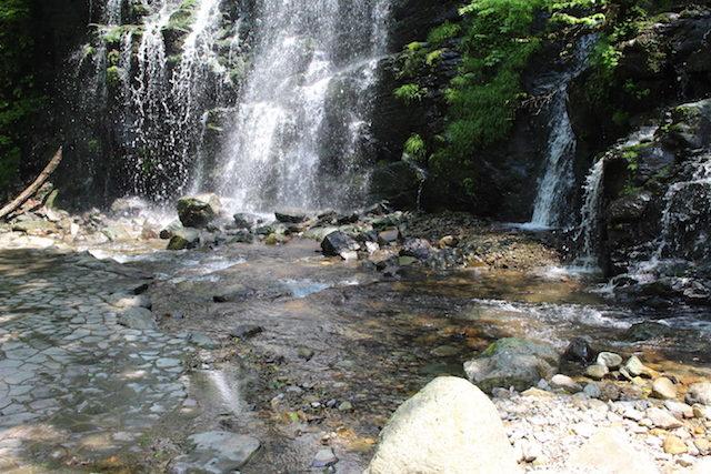 福井池田日本の滝百選龍双ヶ滝の画像