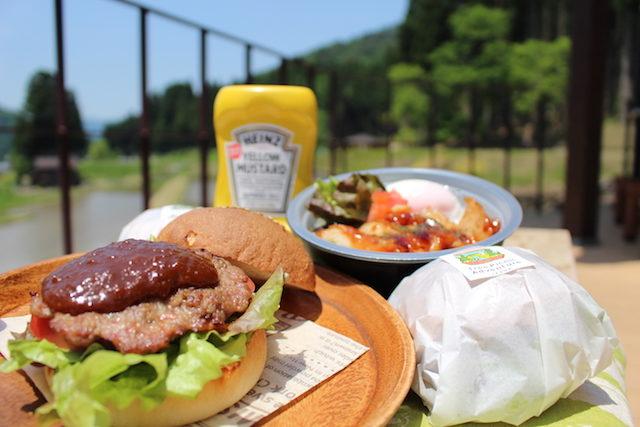 福井池田ツリーピクニックアドベンチャーランチの画像