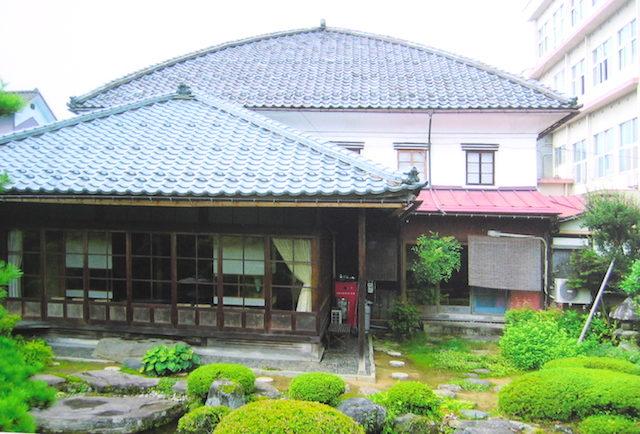 福井勝山歴史文化財深谷家住宅洋館