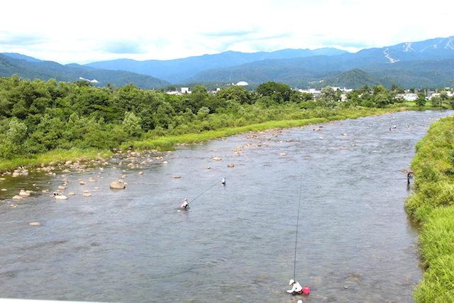 福井勝山自然観光九頭竜川の画像