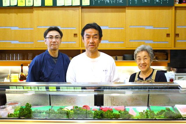 福井勝山グルメランチ秀寿司海鮮丼の画像