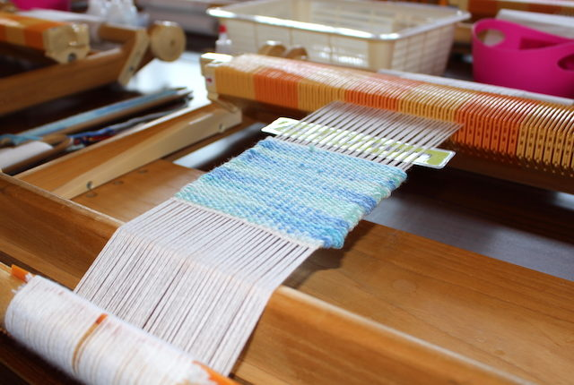 福井ゆめおーれ勝山羽二重織物の画像