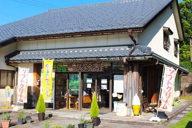 福井勝山ラブリー牧場ミルク茶屋アイスジャージー牛乳の画像