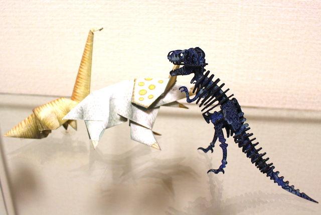 福井勝山恐竜博物館恐竜の森の画像