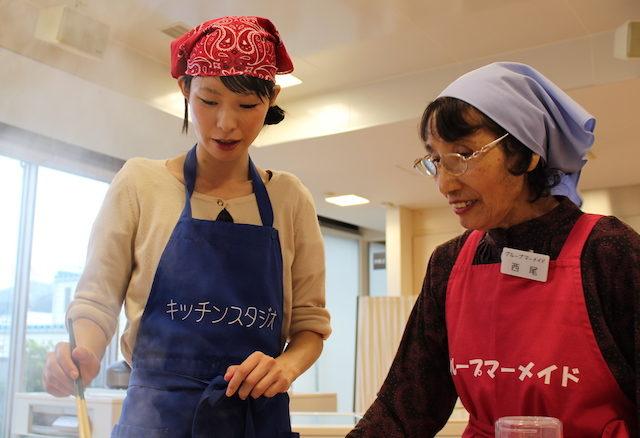 福井小浜御食国若狭おばま食文化館体験の画像